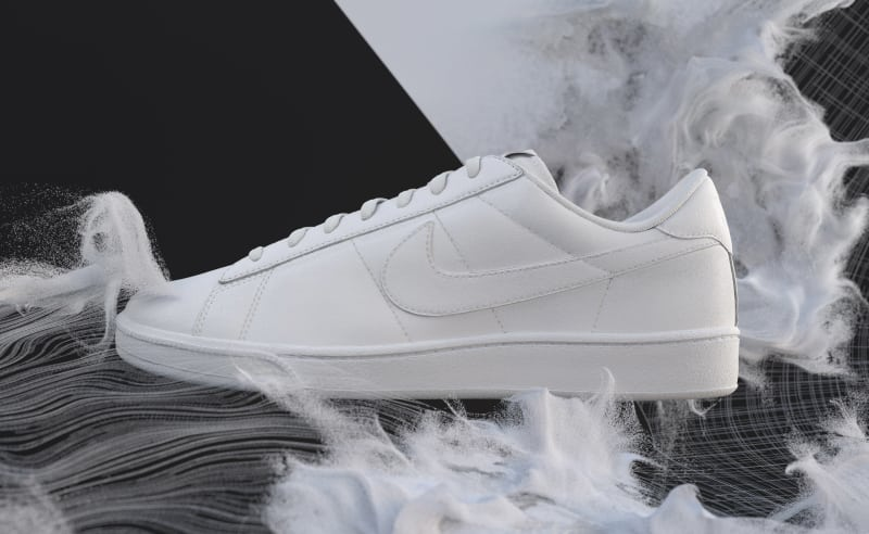 What is Nike Flyleather?
